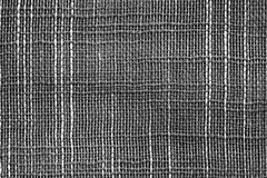 Woven fabric texture Royalty Free Stock Image