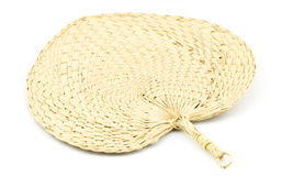 Woven fans Leaves Royalty Free Stock Photos