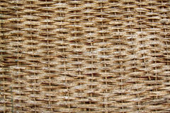 Woven fence Royalty Free Stock Photos
