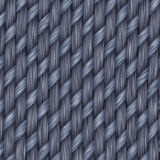 Woven fibers. Royalty Free Stock Images