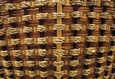 Woven fibres Stock Photography