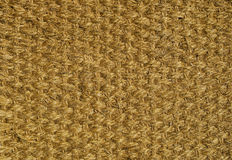 Woven floor rug Stock Photography