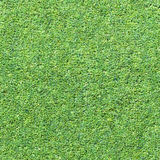 Woven green carpet texture Royalty Free Stock Images