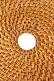 Woven hand-made product . Stock Photo