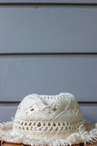 Woven hats Stock Photography