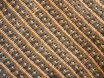 Woven jute. Cloth from Bangladesh Stock Photography