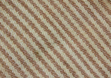 Woven jute fabric Stock Photo