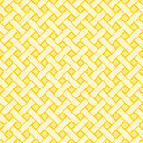 Woven lines seamless pattern Stock Image