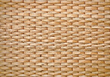 Woven mat Royalty Free Stock Photo