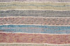 Woven mat pattern Royalty Free Stock Photos