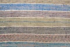 Woven mat pattern Stock Photo