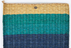 Woven Mat Royalty Free Stock Photography