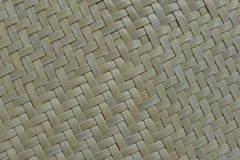 Woven Mat Royalty Free Stock Photos
