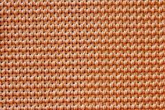 Woven mesh canvas closeup Stock Images