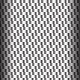 Woven Metallic Backdrop. Weave metallic Seamless pattern. Vector Illustration Stock Images