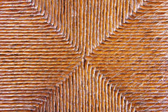 Woven natural material Royalty Free Stock Images
