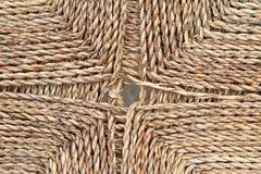 Woven natural patterns Stock Photos