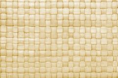 Free Woven Palm Leaves Mat Background Stock Images - 9600284