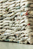 Woven paper texture. A Woven paper pattern texture royalty free stock photography