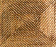 Woven Pattern. High resolution wicker texture close up Royalty Free Stock Photos