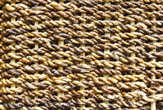 Woven pattern Stock Images