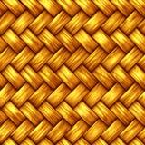 Woven pattern royalty free illustration