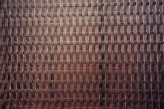 Woven plastic texture Royalty Free Stock Images