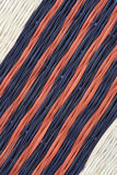 Woven raffia Stock Photography