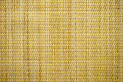 Woven rattan background Stock Photography
