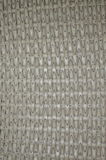 Woven rattan-like texture in green Royalty Free Stock Image