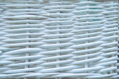 Woven rattan natural patterns Stock Photos