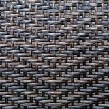 Woven rattan with natural Royalty Free Stock Photos