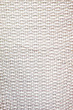 Woven rattan Stock Photography