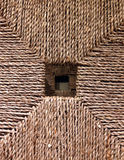 Woven rattan Royalty Free Stock Photos
