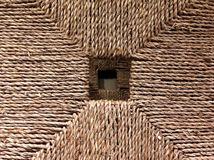 Woven rattan Stock Images