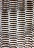 Woven rattan Stock Image