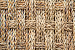 Woven rattan Royalty Free Stock Photography