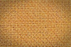 Woven rattan pattern Stock Images