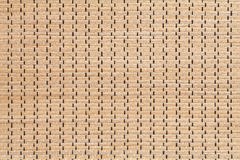 Woven rattan texture Stock Image