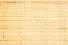 Woven rattan texture pattern Stock Images