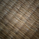 Woven reed texture. Woven reed background Stock Photography