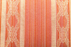 Woven retro pattern textile Royalty Free Stock Images
