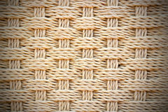Woven rope texture Stock Photography