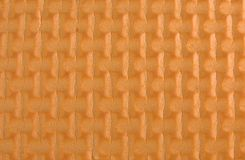 Woven rubber texture close up Stock Photos