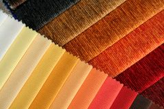 Woven Sample 4 Royalty Free Stock Images