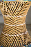 Woven Stool Stock Image
