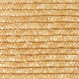 Woven straw background. The woven straw on background Royalty Free Stock Photography