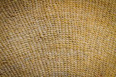 Woven straw mat background,Texture. Wallpaper concept royalty free stock images