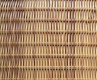 Woven Straw Pattern Royalty Free Stock Photography