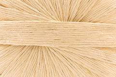 Woven straw pattern texture Royalty Free Stock Images